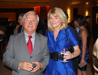 Oscar Bartoli and Martha Raddatz