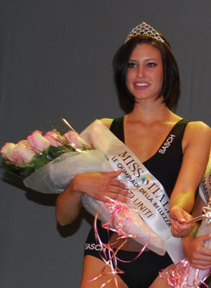Ashley Scoo, Miss Italia USA 2010